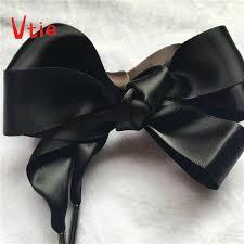 Очаровательные черные <b>шнурки</b> для обуви, женская обувь ...