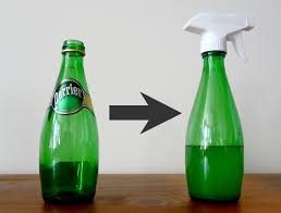 Decorative Spray Bottle Decorative Ways To Reuse Glass Bottles Around The House 93