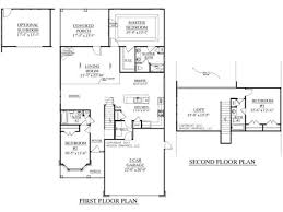 topic for open floor plans one story