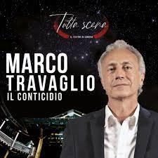 Marco Travaglio racconta il Conticidio al Globe Theatre di Roma davanti  allo stesso Conte (Alex De Gironimo) - FarodiRoma