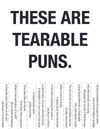 Bathroom Puns Amazing Very Punny Even The These Are Tearable Puns Is Punny Cuz They