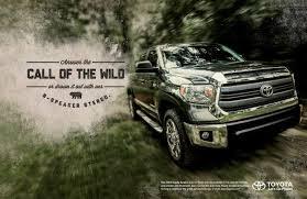Gulf States Toyota Call Of The Wild Adage