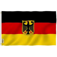 ANLEY Fly Breeze 3 ft. x <b>5</b> ft. Polyester <b>German</b> State Ensign Flag 2 ...
