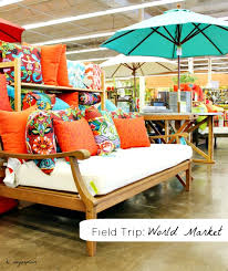 Field Trip} World Market