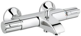 grohe 1000 thermostatic bath shower mixer. grohe 34155000 grohtherm 1000 thermostatic bath/shower mixer: amazon.co.uk: diy \u0026 tools grohe bath shower mixer