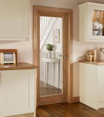 choose from a wide range of interior doors to here at homebase coventry four panel glazed shaker oak door