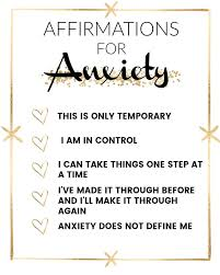 Affirmation Quotes Interesting Affirmations That Help With Anxiety Affirmations For Beginners