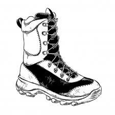 Buty Ciężarowe Z Białymi Dodatkami | darmowa Ikony