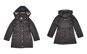 Burberry Quilted Jacket | Bloomingdale's & Burberry Girls' Quilted Parka - Little Kid, Big Kid - Bloomingdale's_2 Adamdwight.com