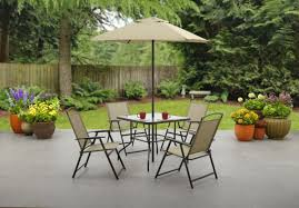 outdoor dining set patio 6 pieces w