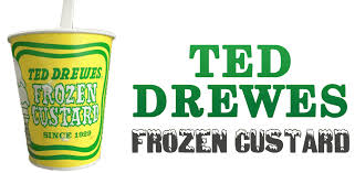 ted drewes custard nutritional facts