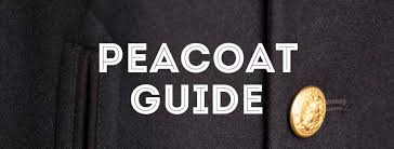 the peacoat guide history sizing where to