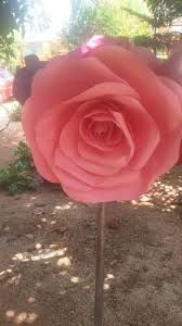 Paper Flower Suppliers Rose Artificial Paper Flower At Best Price In Bellary