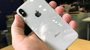 apple iphone 10. apple says this is the strongest glass used on a smartphone iphone 10 t