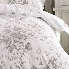 grey and white duvet cover canada