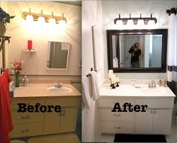 diy bathroom vanity remodel