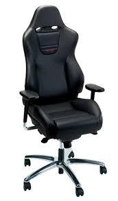 recaro bucket seat office chair. Recaro Office Chair Sports Style Bucket Seat