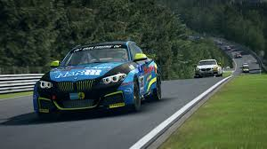 BMW Convertible bmw m235i race car : RaceRoom – BMW M235i Racing + Patch Now Available - Inside Sim Racing
