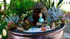 Fairy Garden Pictures Beach Fairy Garden Garden Answer Youtube