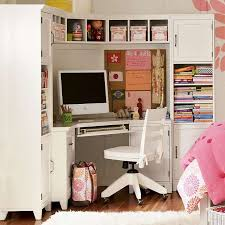 white corner desk with hutch. Perfect White Small White Corner Desk With Hutch  Decor IdeasDecor Ideas In With H