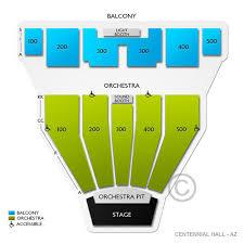 Centennial Hall Az Tickets