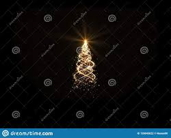 Gold Tree Lights Gold Christmas Tree Lights With Snowflakes And Stars On