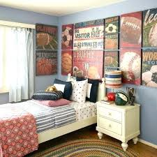 boys bedroom decorating ideas sports. Simple Sports Stunning Kids Sports Bedroom Decor Nice Boys Room Ideas For  Together With Decorating 2 To R