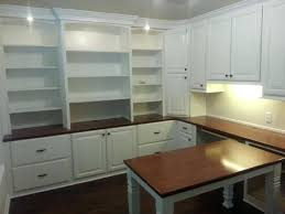 office built in furniture. Home Office Built In With Work Station And Freestanding Desk Furniture . R
