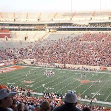 Dkr Texas Memorial Stadium Seating Chart Darrell K Royal Texas Memorial Stadium Austin 2019 Book