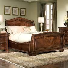 king bed frame wood. Decorating Fabulous Dark Wood King Bed 10 Size Memory Foam Mattress Captains Sheets Full Sleigh Frame J