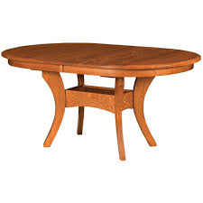 Imperial Coffee Table Imperial Double Pedestal Extension Table Amish Tables