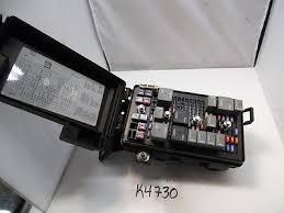 pontiac grand prix fuse box relay junction module 04 05 pontiac grand prix 15394191 fuse box relay junction module unit k4730 15394191 k4730