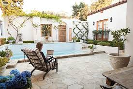 custom spanish style furniture. Spanish Style Restoration - Home Of Gina Quatrine Mediterranean-pool Custom Furniture E