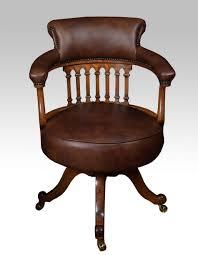 victorian office chair. Ergonomic Interior Decor Victorian Oak Captains Office Victoria Bc Chairs Chair