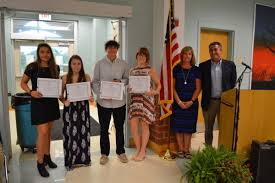 OBX Scholarship Recipients - Dare County Boat Builders Association