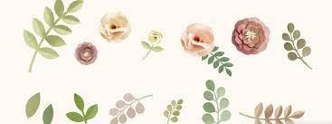 Desktop Cute Pastel Wallpaper Flower ...
