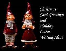 What To Write In Christmas Cards And Holiday Letters To