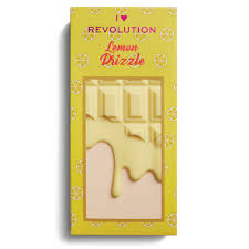 makeup revolution lemon drizzle chocolate paleta cieni do powiek