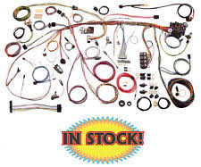 ford truck wiring harness american autowire 1967 72 ford pickup truck wiring harness kit 510368 fits ford