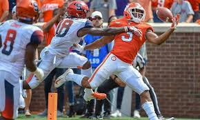 Syracuse Football Roster Depth Chart Clemson Syracuse Depth Charts Released Tigernet