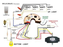 hunter fan control wiring diagram images hampton bay fan wiring ceiling fans and their