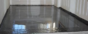 Epoxy flooring garage Diy Metallic Epoxy Garage Floor In Raleigh Pauls Garage Metallic Epoxy Floor Stamped Slate