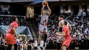Wesley Person - Basketball (M) - Troy University Athletics
