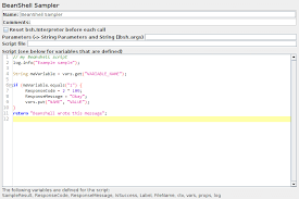 Method Of Statement Sample Classy Apache JMeter User's Manual Component Reference
