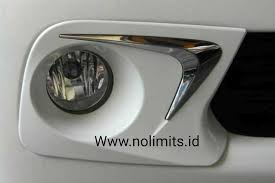 Ring Cover Foglamp All New Avanza Xenia No Limits