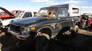 Junkyard Treasure: 1980 Chevrolet LUV 4x4 Stepside | Autoweek