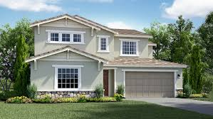 CalAtlantic Homes Residence Two - Craftsman of the Bridgewood at Whitney  Ranch community in Rocklin,