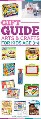 arts crafts gift guide for kids gifts for kids perfect gift