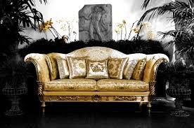 Versace Home sofa