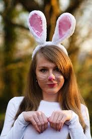cute y banny rabbit makeup ideas